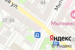 Схема проезда до компании Вкусный в Санкт-Петербурге