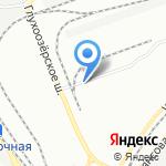 Контакт на карте Санкт-Петербурга