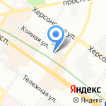 Перспектива-СПб на карте Санкт-Петербурга