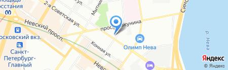 ГАЙДЕ ПАО на карте Санкт-Петербурга