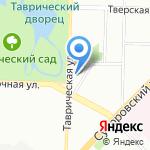 Северо-западная строительная компания Прогресс на карте Санкт-Петербурга