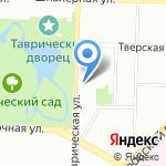 Собачья Жизнь на карте Санкт-Петербурга