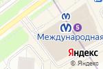 Схема проезда до компании Хороший отдых в Санкт-Петербурге