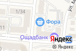 Схема проезда до компании Арбитражный управляющий Николаева И.В. в