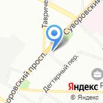 Робипласт на карте Санкт-Петербурга