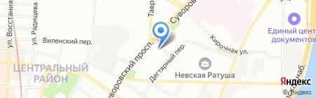 ДИГРИМ-СПБ на карте Санкт-Петербурга