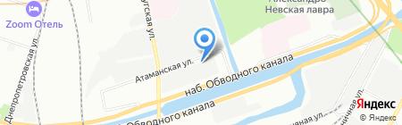Biocosmetik.ru на карте Санкт-Петербурга