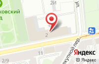 Схема проезда до компании Купидон в Санкт-Петербурге