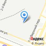 Neva контейнер на карте Санкт-Петербурга