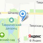 ETRE home на карте Санкт-Петербурга