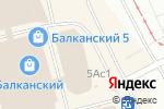 Схема проезда до компании Мариэль в Санкт-Петербурге