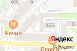 Схема проезда до компании Стройпласт-Инжиниринг в Санкт-Петербурге