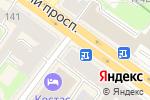 Схема проезда до компании Райс компани в Санкт-Петербурге