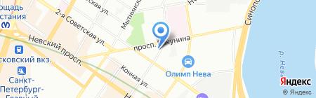 Solange-Shop.ru на карте Санкт-Петербурга