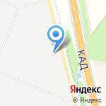 МВС-АВТО на карте Санкт-Петербурга