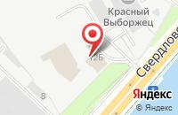 Схема проезда до компании Нева-Металл Посуда в Санкт-Петербурге