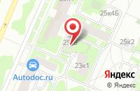 Схема проезда до компании Кот В Сапогах в Санкт-Петербурге