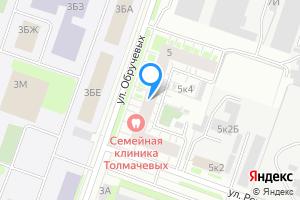 Снять студию в Санкт-Петербурге ул. Обручевых, 5