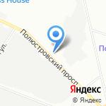 24 на карте Санкт-Петербурга