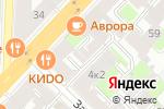 Схема проезда до компании Arrow Electronics в Санкт-Петербурге