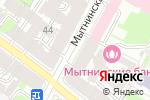 Схема проезда до компании Консалт Партнер в Санкт-Петербурге