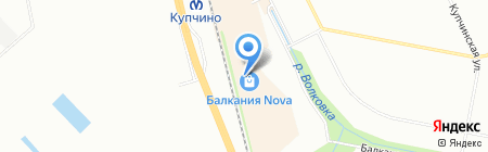 Банкомат АБ РОССИЯ на карте Санкт-Петербурга