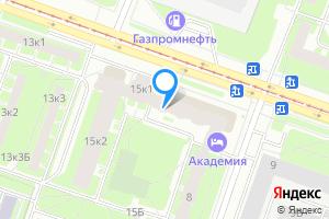 Однокомнатная квартира в Санкт-Петербурге Науки пр., д.15