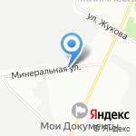 Мосавтошина на карте Санкт-Петербурга