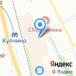 ОбувьБург на карте Санкт-Петербурга