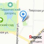 Дортехника на карте Санкт-Петербурга