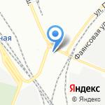 ABC-авто на карте Санкт-Петербурга