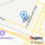 Опора России на карте Санкт-Петербурга