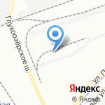 Переезд-Питер на карте Санкт-Петербурга