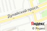 Схема проезда до компании Автомойка самообслуживания в Санкт-Петербурге