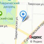 Antikdecor на карте Санкт-Петербурга