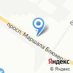 АВМ-Сервис на карте Санкт-Петербурга