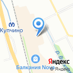 Sugaschool на карте Санкт-Петербурга