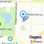 АГАТ на карте Санкт-Петербурга