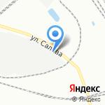 НКС на карте Санкт-Петербурга