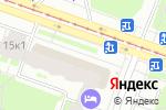 Схема проезда до компании ГлавПиво в Санкт-Петербурге