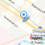 Ermenegildo Zegna на карте Санкт-Петербурга