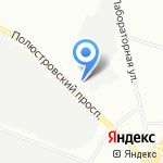 OMSPORT на карте Санкт-Петербурга