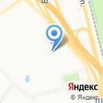 Муниципальное образование пос. Шушары на карте Санкт-Петербурга