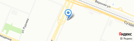 Домашний гастроном на карте Санкт-Петербурга