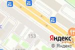 Схема проезда до компании Техперсона в Санкт-Петербурге