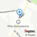 Мировые судьи Калининского района на карте Санкт-Петербурга