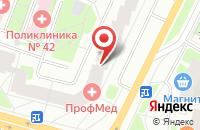 Схема проезда до компании Стройдормонтаж в Санкт-Петербурге