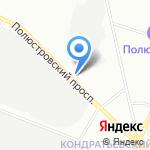 Shinamobile на карте Санкт-Петербурга