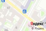 Схема проезда до компании Piu в Санкт-Петербурге