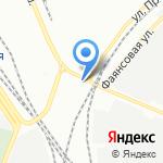 Шинка на карте Санкт-Петербурга